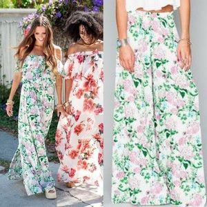 Show Me Your MuMu The Best Flowy Pants Poppies S